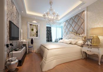 天地新城120平三房两厅欧式装修风格装修效果图