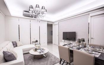 2021简约70平米装修效果图大全 2021简约二居室装修设计