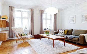 东方米兰北欧风格装修设计