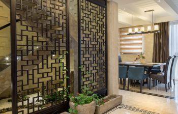 太湖国际社区现代中式风格别墅实景样板图