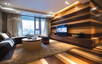 金盛公寓90平两房一厅简约舒适装修效果图