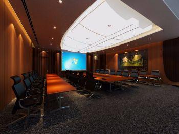 2017办公室室内设计工装装修效果图