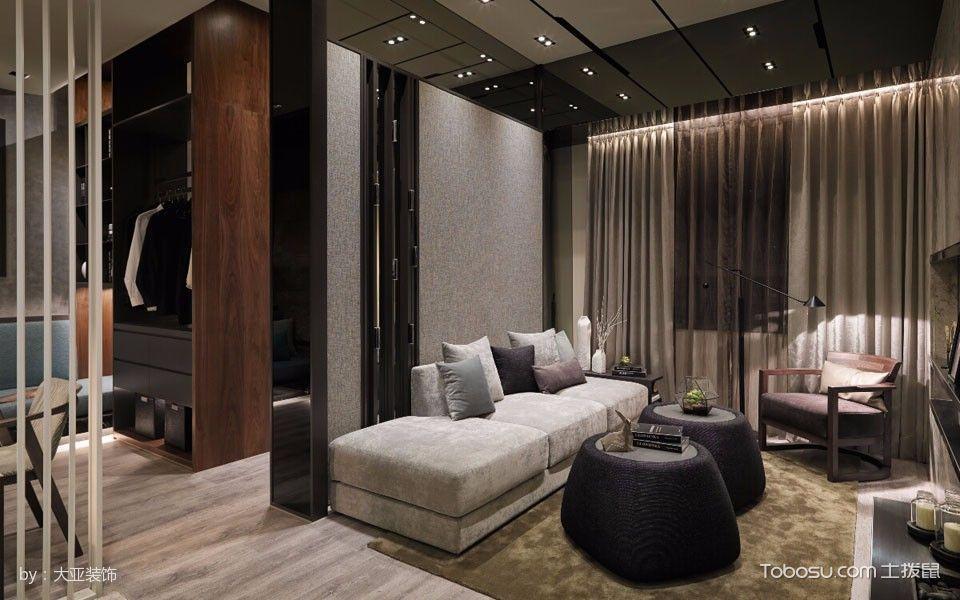 2021古典60平米装修效果图片 2021古典一居室装饰设计