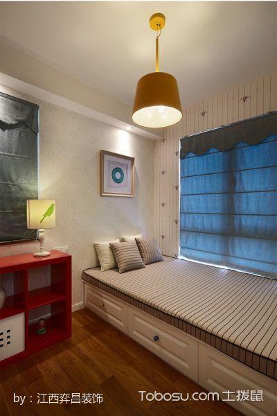 卧室榻榻米混搭风格装修效果图