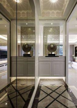 玄关走廊古典风格装饰设计图片