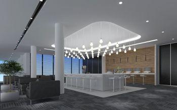 空港4s店设计装修效果图