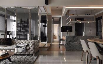 简约风格混搭古典装修三居装修