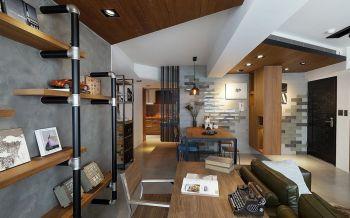 2021简约120平米装修效果图片 2021简约套房设计图片