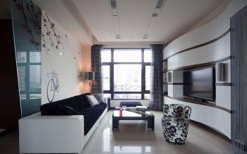 现代风格舒适家居样板间设计