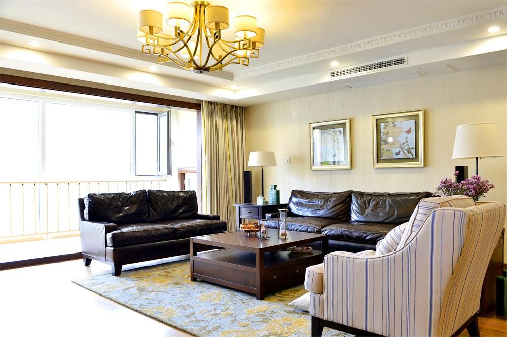 3室2卫2厅142平米美式风格