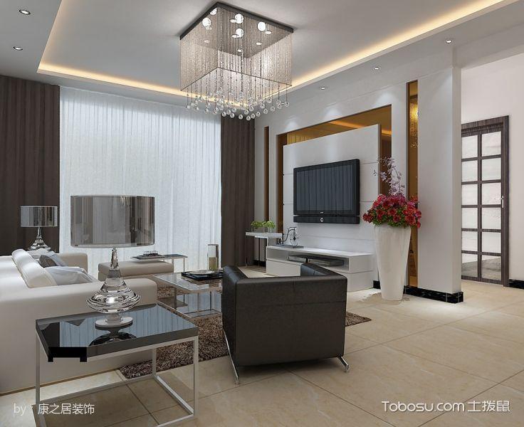 现代简约风格新房案例效果图