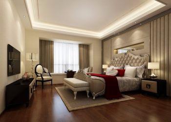 古典混搭现代欧式风格四居室装修效果图