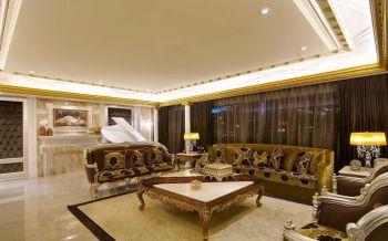 现代欧式风格混搭豪华家居装修图