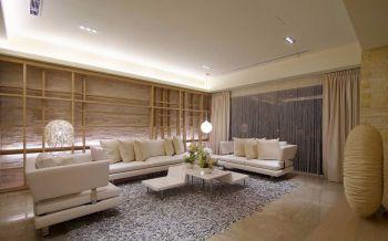日式简约现代家居效果图案例