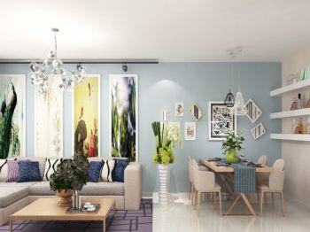 格調客廳簡約裝飾圖