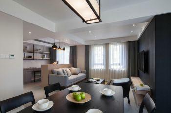 2020简约60平米装修效果图片 2020简约二居室装修设计