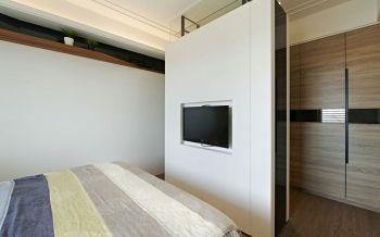 舒適臥室現代設計圖