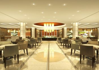 豪华饭店装修设计图