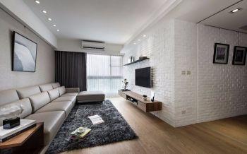 2020簡約90平米效果圖 2020簡約二居室裝修設計