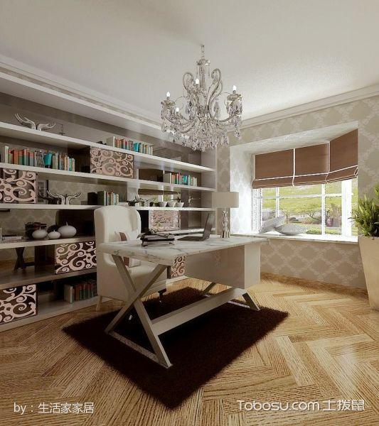 大两室二手房翻新现代简约效果图