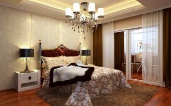 2021现代欧式90平米装饰设计 2021现代欧式二居室装修设计