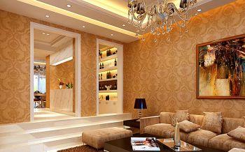 2021古典150平米效果图 2021古典套房设计图片