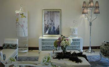 混搭风格三居室装修实景图案例图