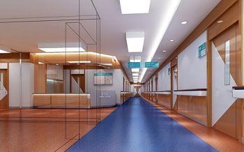 河西医院装修效果图