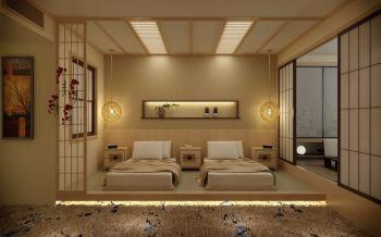 日式酒店室內裝修設計圖片