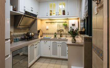 新房廚房室內裝修設計