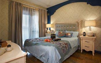 地中海风格两居室户型设计案例