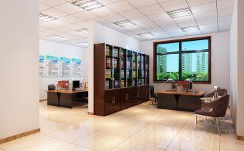 办公室室内装修效果图