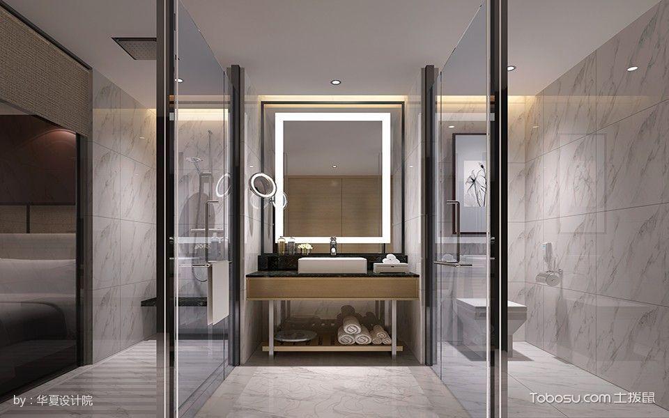 重庆精品酒店套间浴室装饰图