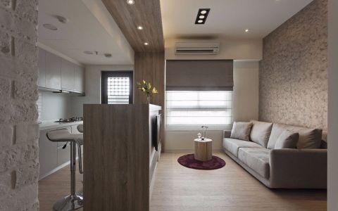 简单风格单身家居装修