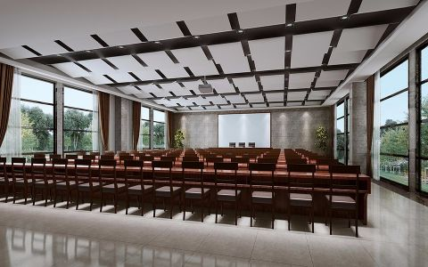 深圳水务集团办公楼设计