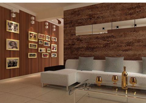 天康园简约风格三居室设计图片