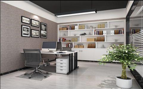 金虎集团办公室装修效果图