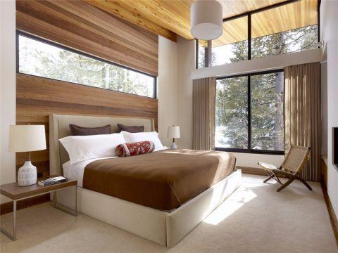 原生态木屋简单风装修别墅