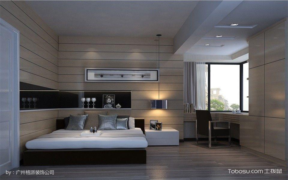 辉煌大厦简约木质装修设计图
