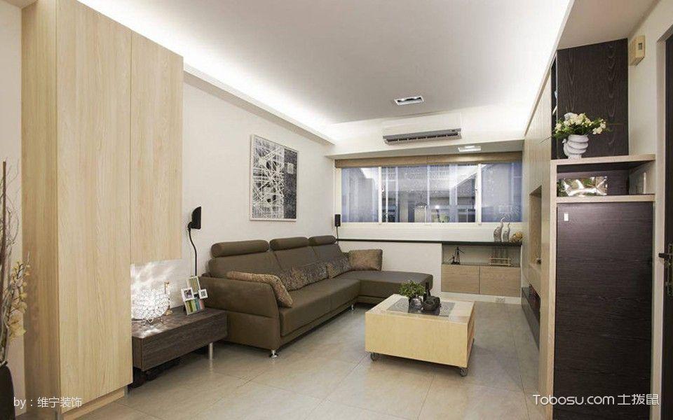 2020简单70平米装修效果图大全 2020简单套房设计图片