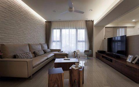 简约式两居室装修设计