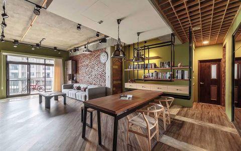 后现代工业式家居u乐娱乐平台设计