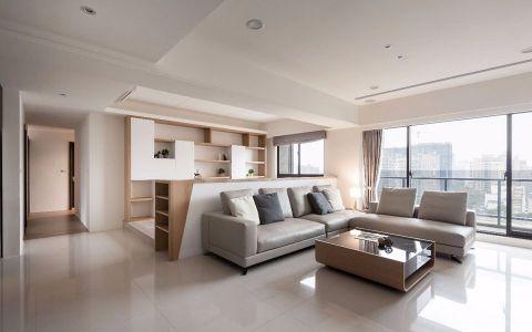 现代简约休闲式家居设计装修图