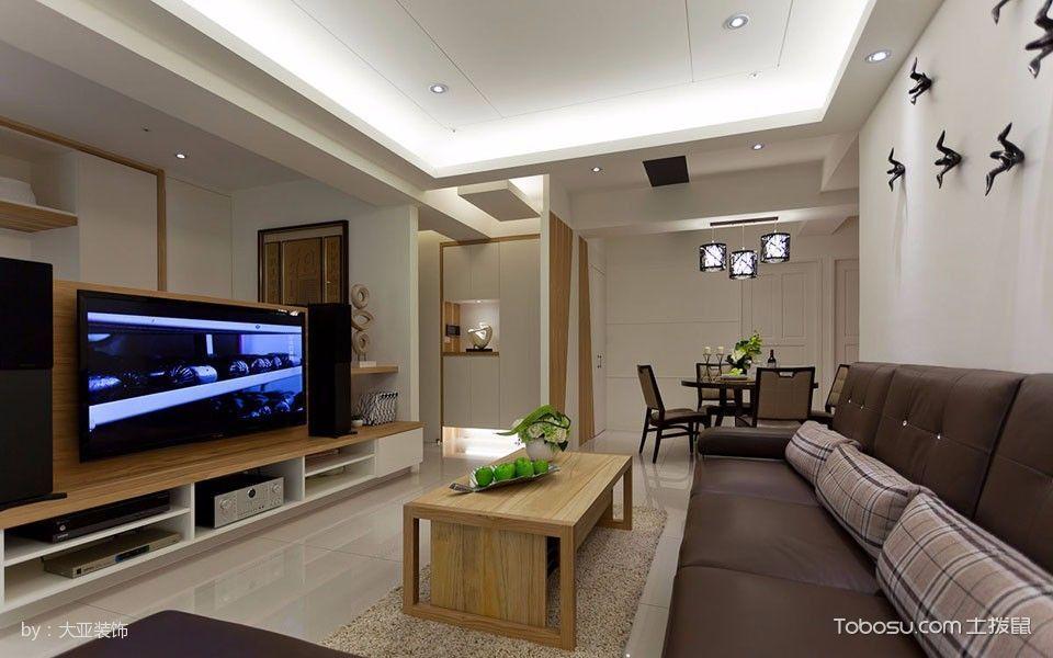 2020简单110平米装修图片 2020简单套房设计图片