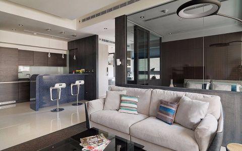 舒适一居室现代简约装修设计