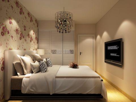 2020现代简约120平米装修效果图片 2020现代简约套房设计图片