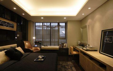 2021现代简约120平米装修效果图片 2021现代简约套房设计图片