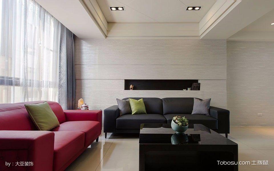 现代风格简单别墅装修设计