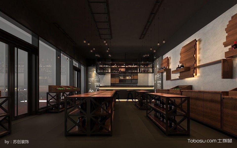 万达广场酒廊室内装修设计图片