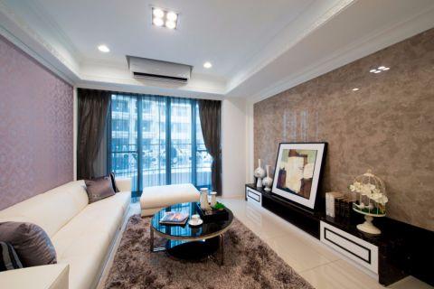 2020古典110平米装修图片 2020古典三居室装修设计图片